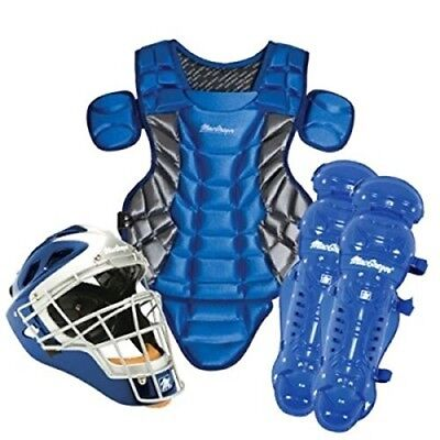 (Royal) - MacGregor Prep Catcher's Gear Pack. BSN Sports. Free Shipping