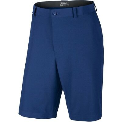 (36 X 11, Deep Royal/Anthracite) - Nike Golf Woven Men's Shorts. Brand New