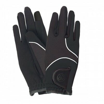 (X-Large, Black Black) - Ovation Vortex 3-Season Glove. Best Price