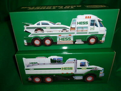 Free Shipping! *NIB* Hess Truck 2019 Classic Miniature Collection