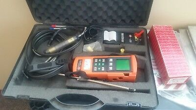 Used Testo 300M Combustion Analyzer.  Needs O2 and pump? Use for parts?