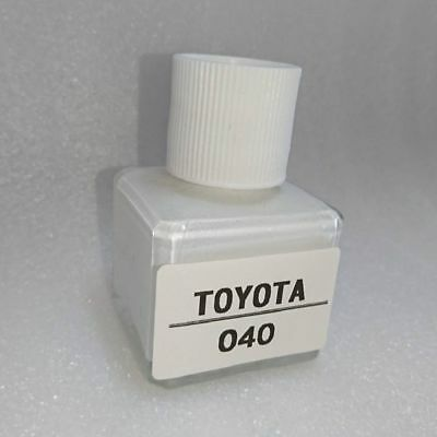 For TOYOTA Touch Up Paint Color Code 040 Super White II