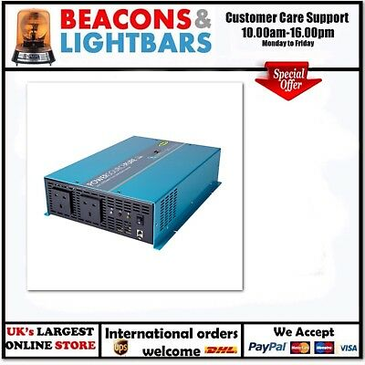 Ring Automotive 3000 Watt 12v Pure Sine Inverter JFPN: RINVP3000