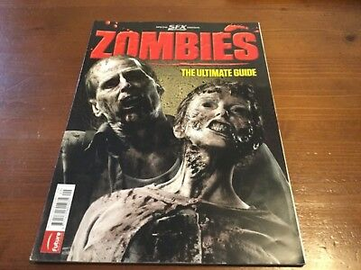 Zombies The Ultimate Guide Sfx Magazine Special