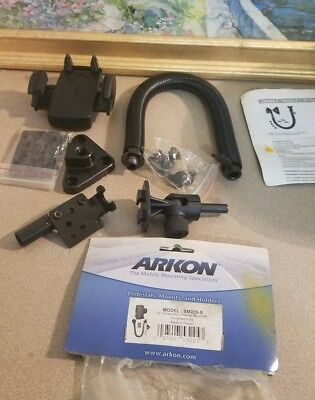 "Arkon 15"" Car/Truck Seat Floor Flex-Neck Mount for smart phones SM225-S"