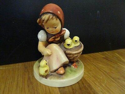 Goebel Figure of 'Chick Girl'