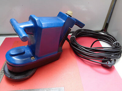 Textile cleaning solutions type MT307 hand rotary cleaner LOTMSV7CL