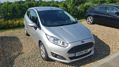 Ford Fiesta Zetec 1.6tdi Econetic in great condition