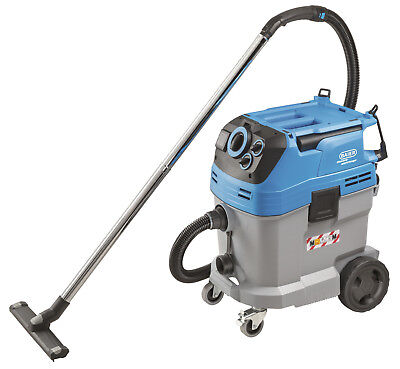 Baier Vacuum Cleaner BSS 607 M AUTOMATIC VIBRATOR Wet/Dry Suction abruettlung