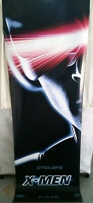"X-Men ""Cyclops"" Movie Poster (6ftx2ft)"