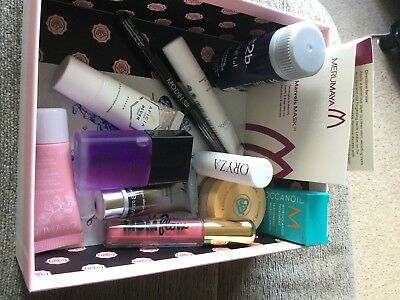 A Glossy Box Of Goodies 3