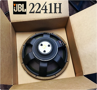 Genuine JBL Model 2241H 8-Ohm High Output 600W 18 inch LF Sub Driver