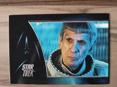 Star Trek - Leonard Nimoy as Spock Reward Card S10 Rittenhouse 2009