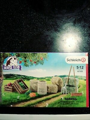 Schleich Schleich Feeder Set Horse Club 5-12 42105