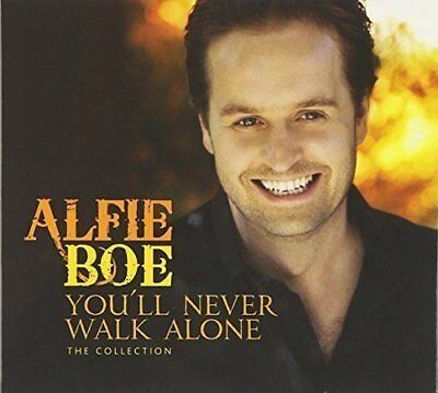 ALFIE BOE - You'll Never Walk Alone: Collection [digipack] - CD - Import - *NEW*
