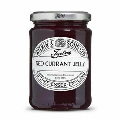 Tiptree | Red Currant Jelly | 4 x 340g