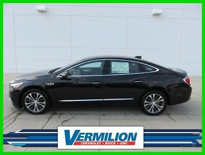 Buick Lacrosse 4dr Sdn Essence FWD 2017 4dr Sdn Essence FWD New 3.6L V6 24V Automatic FWD Sedan OnStar