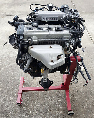 1996 camry le 2.2 engine