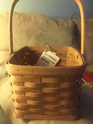 Longaberger Utensil basket 2011