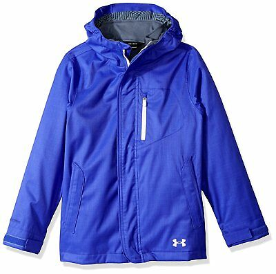 Under Armour ColdGear Infrared Gemma 3-in-1 Girl's Jacket Size Medium Brand New