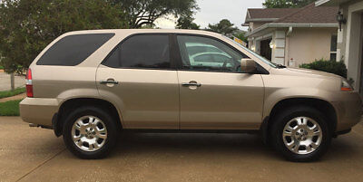 2002 Acura MDX  Acura MDX 2002 AWD - EXC COND!!! 114k mi NO ACCIDENTS - 2 OWNERS!