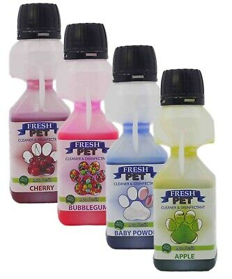 1 x 250ml PET DOG URINE DISINFECTANT CONCENTRATED DOSER (Makes 5L +)