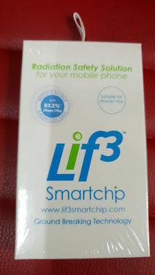 Lif3 Smartchip Radiation Reducing Technology for iPhone 7 plus