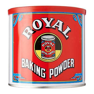 Royal Baking Powder 226g - Formula para Horneado Needs Pastel Pan Galleta
