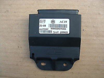 Piaggio Fly 125 2009 Mod Ignition Ecu Good Condition