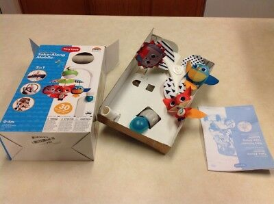 Tiny Love Meadow Days Take Along Mobile, 3-in-1 Musical Mobile