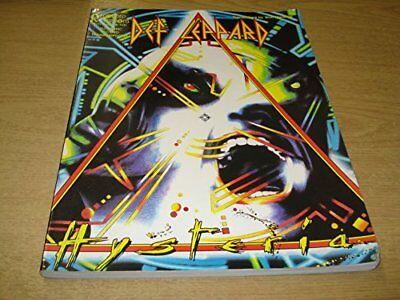 DEF LEPPARD - HYSTERIA (AUTHENTIC RECORD TRANSCRIPTIONS WITH **Mint Condition**
