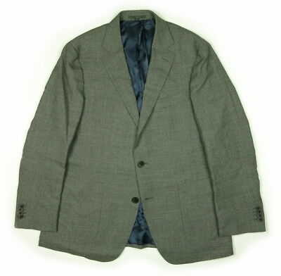 Suit Supply Havana Wool Sport Coat Men's 42S Grey
