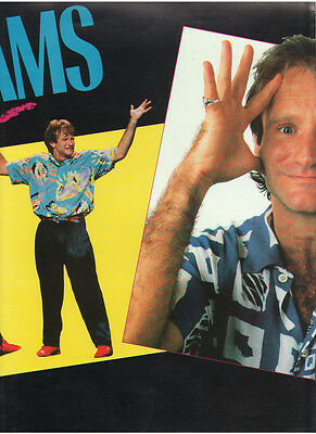 Robin Williams Live At The Met New York City Original Video Long Banner Poster