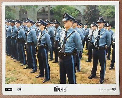 The Departed 2006 Original Us Movie Lobby Card 8X10 Inch