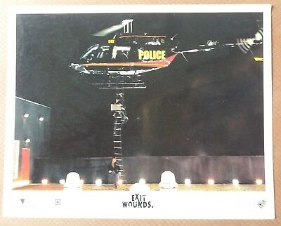 Exit Wounds 2001 Original Us Movie Lobby Card 8X10 Inch