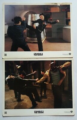 Cradle 2 The Grave 2003 Original Us Movie Lobby Card 8X10 Inch # 2 Pic