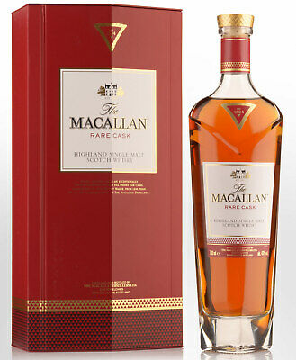The Macallan Rare Cask Red Single Malt Scotch Whisky (700ml)