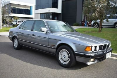 1994 BMW 730iL E32 V8 NO RESERVE CLASSIC CAR SUNROOF CRUISE AUDI VW MERCEDES 750