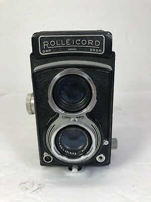 Vintage Rolleicord DRP DRGM - AS IS - Fast Shipping !!!
