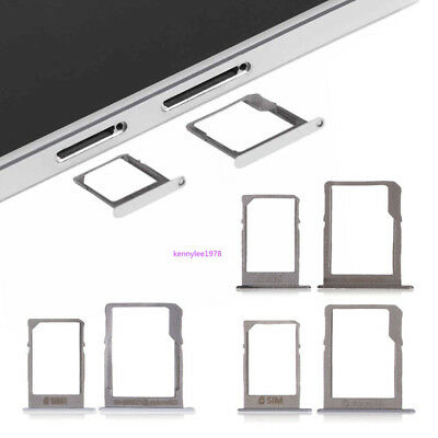 Micro SD Card+Sim Card Tray Holder Slot For Samsung Galaxy A3 A5 A7 2015 A300