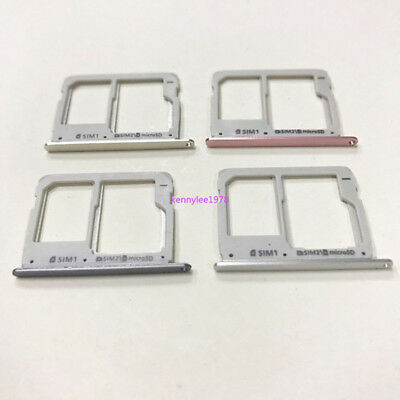 Micro SD&SIM Card Tray Holder Slot For Samsung Galaxy A3 A5 A7 2016 A310 A510