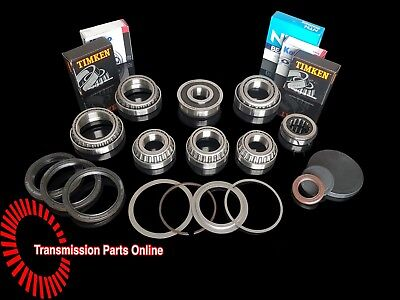 Skoda Octavia 2.0 Petrol / TDi Early 02Q 6 Speed Gearbox Bearing & Seal Kit