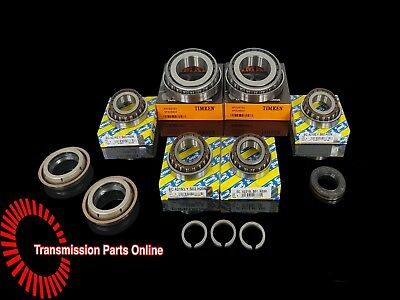 Getriebe & Teile Antriebsteile & Getriebe Fiat M20 Gearbox Uprated Bearing & Seal Rebuild Kit 9 Bearings 5 Seals 3 Shims