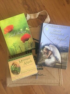 Hayhouse Pack / New Age / Angels / Doreen Virtue