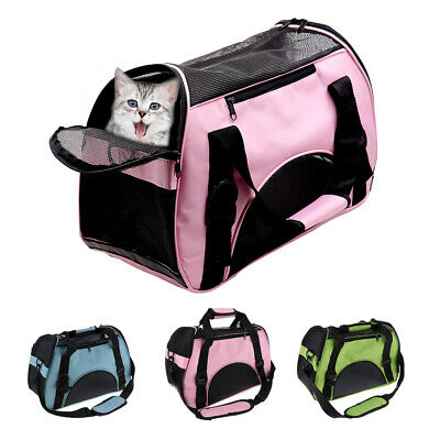 Pet Sling Carrier Bag Travel Pouch for Small Pet Dog Cat Shoulder Carry Totes