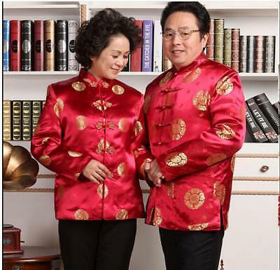 Outerwear New Arrival Chinese Traditional Jacket Coat Lovers' Clothes 2383-A