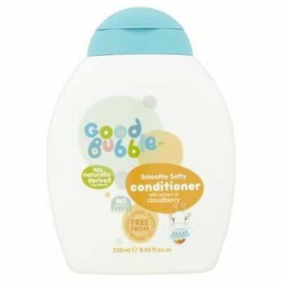 Good Bubble | Cloudberry Extract Smoothy Conditioner | 4 x 250ml