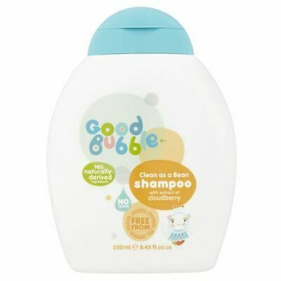 Good Bubble | Cloudberry Extract Shampoo | 5 x 250ml