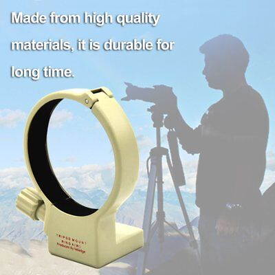 66mm Metal Tripod Mount Collar Ring A(W) for Canon EF 70-200mm f4 IS XXB Lens HK