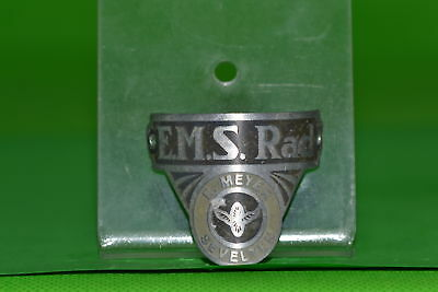 Vintage bicycle - Tablet Logo of the manufacturer-EMS Rad-4612